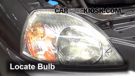2001 kia optima headlight assembly remove headlights 2004 kia optima kia replace the low
