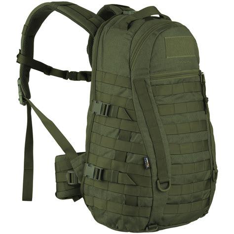 Lomberg Olive Rucksack 1 wisport caracal rucksack 25l olive green backpacks rucksacks 1st