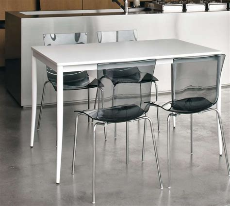 tavoli da cucina design tavolo cucina per cucine designs bianco allungabile