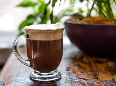 want your coffee and cocoa this italian drink