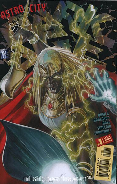 astro city vol 14 reflections books review astro city the age book iii 1 of 4