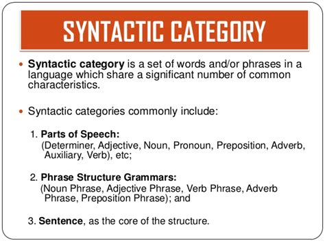 exle of syntax 10 syntax syntax phrases