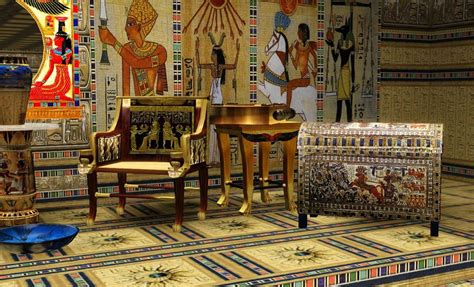 Interior Home Colors For 2015 Egyptian Style Interior Design Ideas