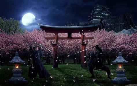 the duel moonlight garden by atknebula on deviantart