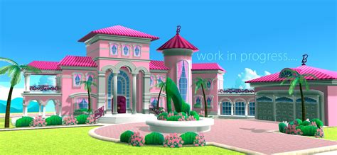where can i buy a barbie dream house barbie dream house wip 2 by chatterhead on deviantart