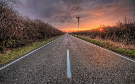 amazing road top hd wallpapers  wallpapers hd