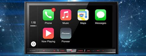 Another Chance To Win A Pioneer Gps For Your Car by Pioneer Nex Your Chance To Get Apple S Carplay