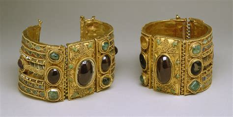 file bracelets from the olbia treasure walters