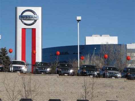 Nissan Dealership Colorado Springs South Colorado Springs Nissan Colorado Springs Co 80916