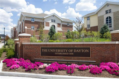 university of dayton housing university of dayton caldwell and brown apartments bayer becker civil engineers