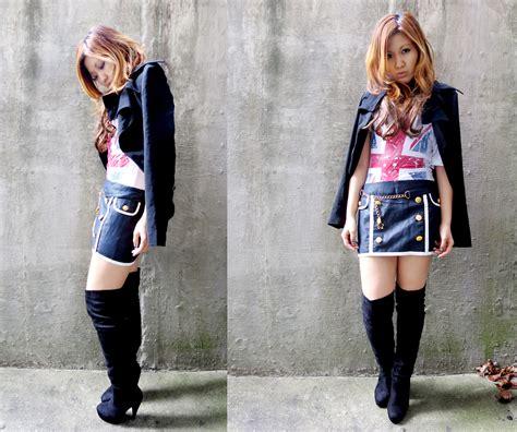 Jaket Sailor Skirt nunu diana romeo and juliet couture t shirt forever 21