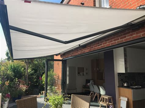weinor awnings weinor awning creates stunning alfresco dining area