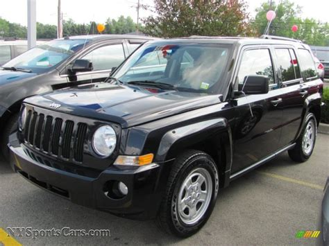 Jeep Patriot 2010 For Sale 2010 Jeep Patriot Sport 4x4 In Blackberry Pearl 666061
