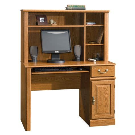 computer desk free shipping sauder orchard computer desk with hutch carolina