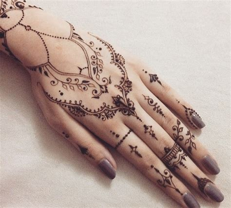 henna finger tattoo mua dasena1876 qu instagram photo