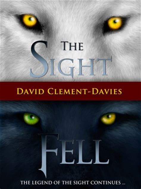 the sighting books the sight and fell by david clement davies reviews