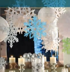 Winter Decor Ideas - unleash your imagination fairytale winter wonderland decorations ideas family holiday net