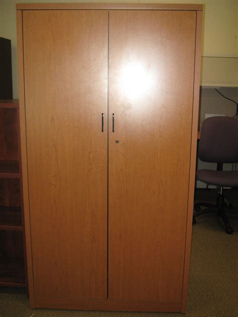 Used Storage Cabinets With Doors Used Hon 2 Door Storage Cabinet Broadway Office