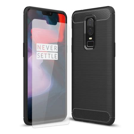 olixar sentinel oneplus  case  glass screen protector