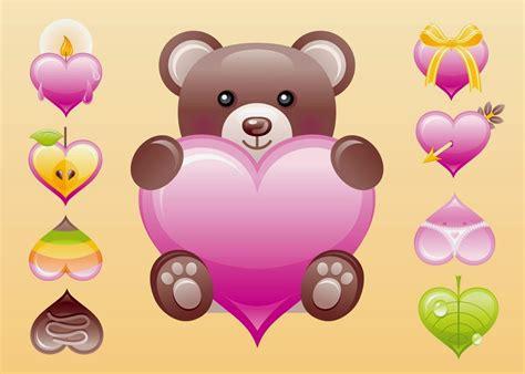 imagenes de amor animadas de animales lindos y tiernos dibujos animados de amor para descargar