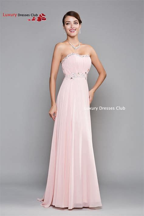 Light Pink Formal Dresses Kzdress