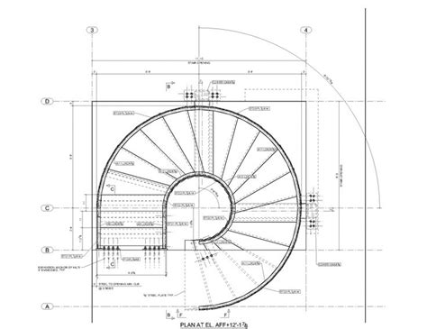staircase floor plan circular stair design calculator newhairstylesformen2014 com