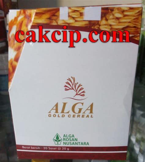 Alga Gold alga gold cereal obat diabetes kolesterol hipertensi