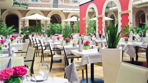 restaurant le jardin du clo 238 tre h 244 tel couvent des
