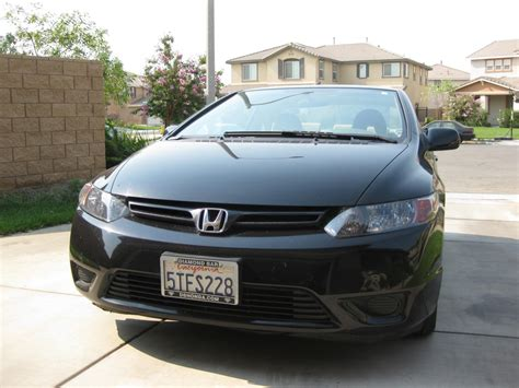 2006 honda civic lx coupe for sale