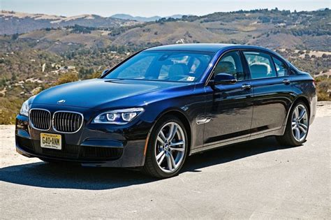bmw 5 or 7 series used 2015 bmw 7 series safety reliability edmunds
