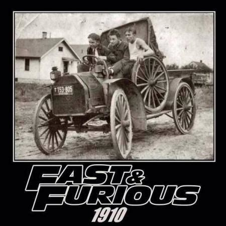 fast and furious 1910 funny images & photos