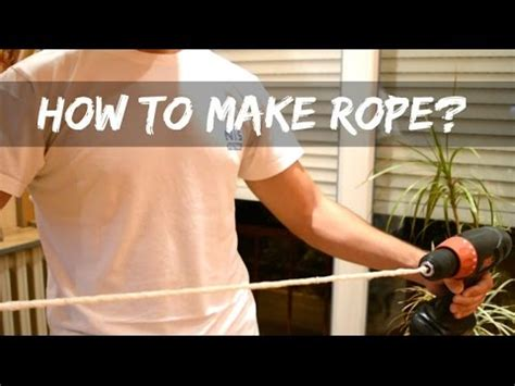 How To Make A Toilet Out Of Paper - how to make rope out of toilet paper