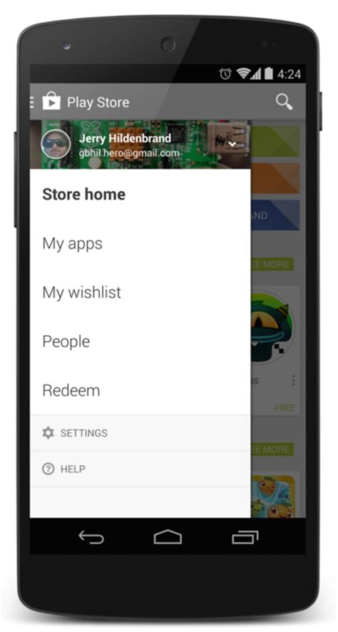 Where To Buy Play Store Gift Card - how to apply a google play gift card to your account android central