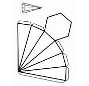 Piramide Octagonal Pentagonal Triangular Prisma