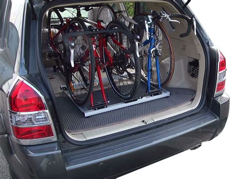 Inside Suv Bike Rack by Interior Bike Rack Smalltowndjs