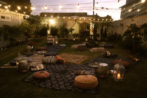 outside party how to plan your next outdoor party wish lantern usa