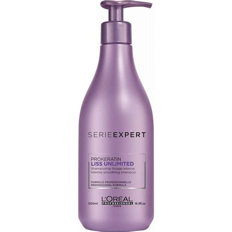 l oreal serie expert liss unlimited shoo