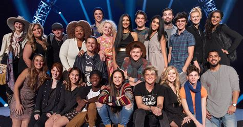 who went home on american idol five singers eliminated