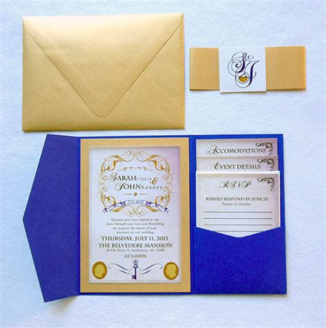 pocket wedding invitation templates pocket wedding invitation template 17 psd jpg indesign