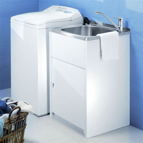 laundry in bathtub designable laundry tubs for functionality and style designinyou