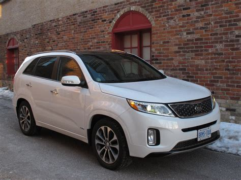 2014 kia sorento styling review release date price and