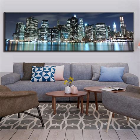 large canvas painting home decor single picture