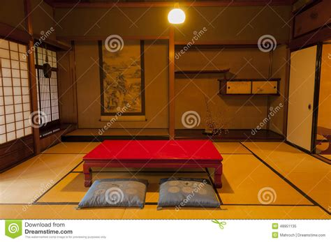 period house traditional japanese edo period house room at kyoto