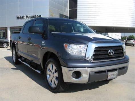 2007 Toyota Tundra Specs 2007 Toyota Tundra Edition Crewmax Data Info And