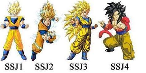 imagenes de goku transformaciones imagen transformaciones de goku jpg dragon ball wiki