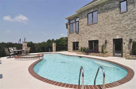 mt juliet homes swimming pools nashville home guru