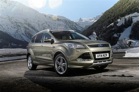 ford kuga  tdci bhp  review car magazine