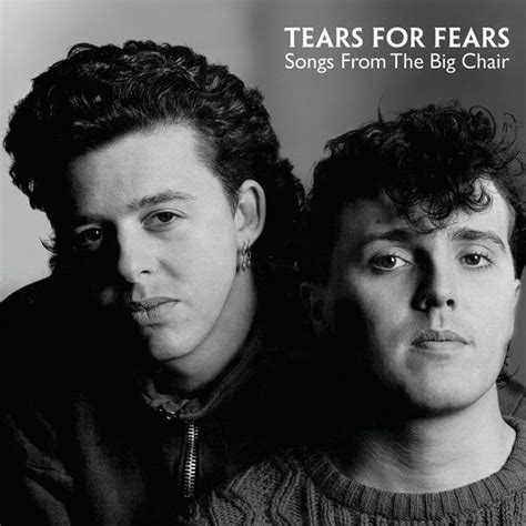 the big chair tears for fears tears for fears songs from the big chair on 180g vinyl