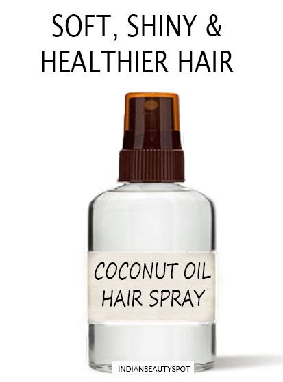 frizzy perm coconut oil coconut hair mist for dry frizzy and damaged hair
