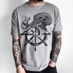 tattoo shirts for men octopus shirt mens t shirt octopus tshirt mens shirt